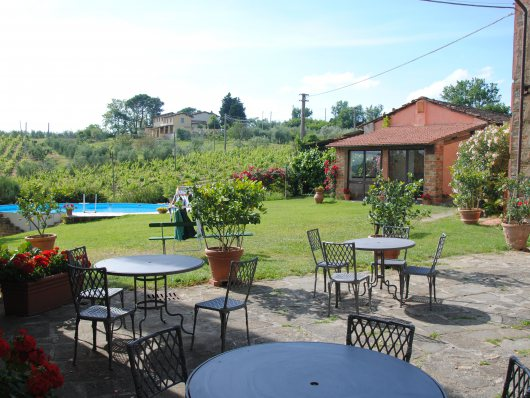 La Luna Farm - Holidays in Florence