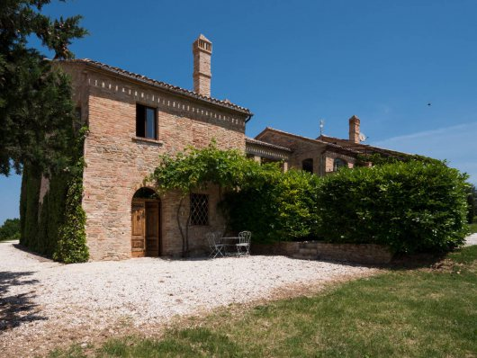 The Guest House of the Tavignano Estate